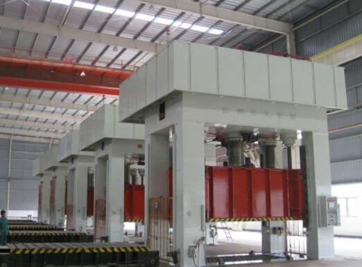单双动薄板拉伸液压机(YH27系列)